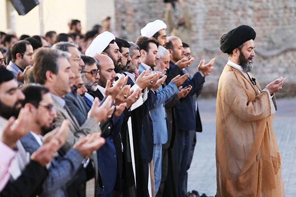 نماز عید فطر با رعایت پروتکلهای بهداشتی در اردبیل برگزار میشود
