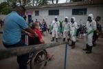 Brezilya'da Kovid-19 kaynaklı can kaybı 25 bin 598'e yükseldi