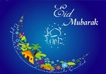 Felicitations on Eid-al-Fitr