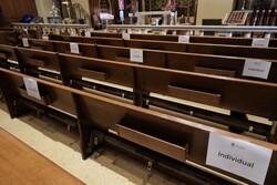 ترامپ خواهان بازگشایی فوری عبادتگاهها در آمریکا شد