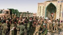 پیام تبریک سردار مومنی به مناسبت سالروز فتح خرمشهر