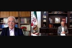 İran'ın Ankara Büyükelçisi, VP lideri Perinçek ile görüştü