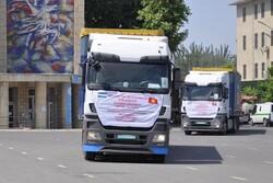 ازبکستان دومین محموله کمکهای بشردوستانه را به قرقیزستان ارسال کرد