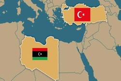 انهدام سامانه های پدافند هوایی ترکیه در غرب لیبی