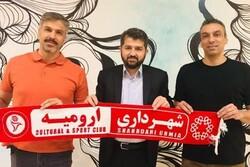 کادر فنی تیم والیبال شهرداری ارومیه تکمیل شد