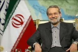 Larijani felicitates counterparts in Islamic countries on Eid al-Fitr