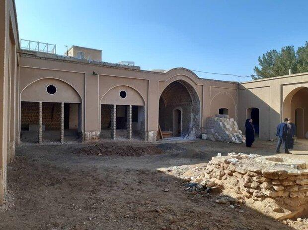 تنها موزه تخصصی شتر کشور تا پایان امسال در نوشآباد افتتاح میشود
