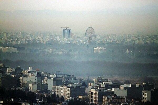 غلظت آلایندهها امروز در مشهد افزایش یافت