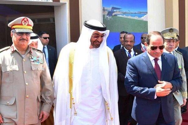 امارات سران عرب را تعیین میکند