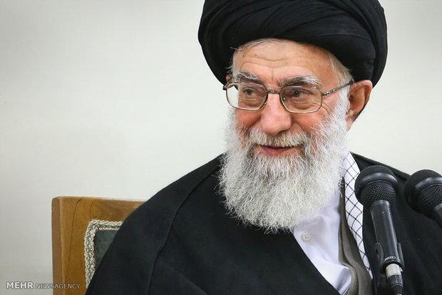 Leader of Islamic Revolution vows brilliant future for Iraq