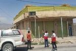 ریزش سقف و ترک خوردگی منازل در شهرستان گچساران