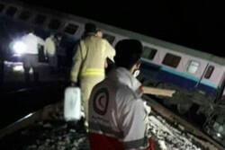 قطار کرمان - زاهدان از ریل خارج شد/ خسارت جانی نداریم