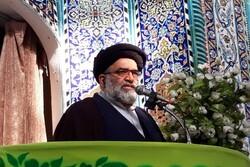 سیاست جمهوری اسلامی در برابر آمریکای جنایتکار کاملاً روشن است
