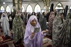 نماز عید سعید فطر در مساجد فیروزکوه اقامه می شود