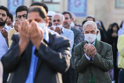 ایران کے مختلف شہروں میں عید سعید فطر مذہبی عقیدت کے ساتھ منائی جارہی ہے