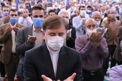2021 Eid al-Fitr prayers to be held across Iran