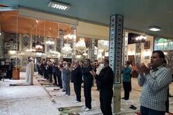 اقامه نماز عید فطر با رعایت پروتکلهای بهداشتی