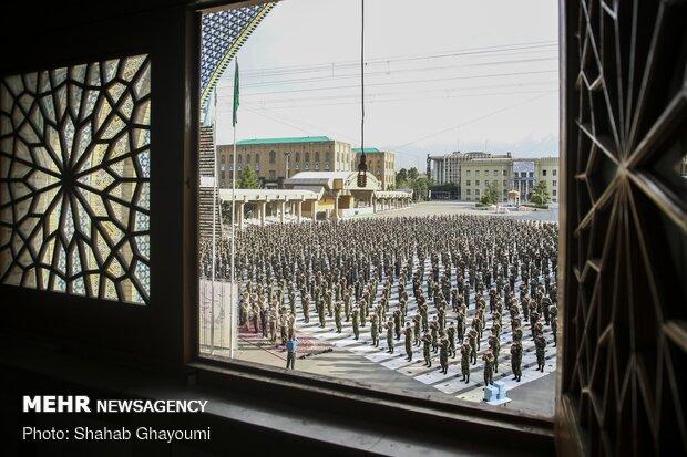 صلاة عید الفطر المبارک فی جامعة الامام علی (ع) العسکریة