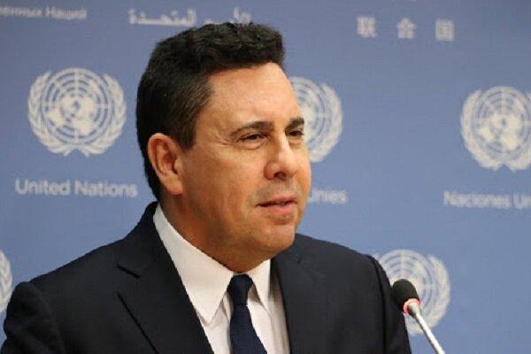 Venezuelan UN envoy reacts to arrival of Iranian fuel tankers