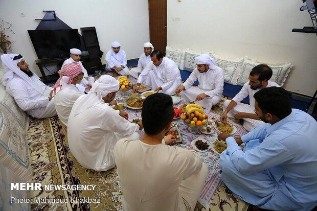 Kiş Adası halkının Ramazan Bayramı geleneği