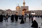 اعادة افتتاح مرقد الامام الرضا (ع) اعتبار من اليوم
