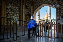 حضرت شام عبدالعظیم کے حرم مطہر کو 69 دن کے بعد کھول دیا گیا