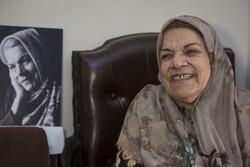 پوشش مجازی مراسم تشییع صدیقه کیانفر از طرف رادیونمایش