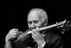 «لالایی» ارکستر سازهای ملی با حضور رامیز قلیاف تماشایی شد
