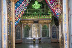 إعادة فتح مرقد السيد شاه جراغ (ع) في مدينة شيراز / صور