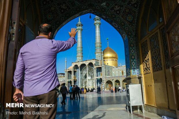کریمہ اہلبیت حضرت فاطمہ معصومہ (س) کی زیارت کا صلہ بہشت ہے