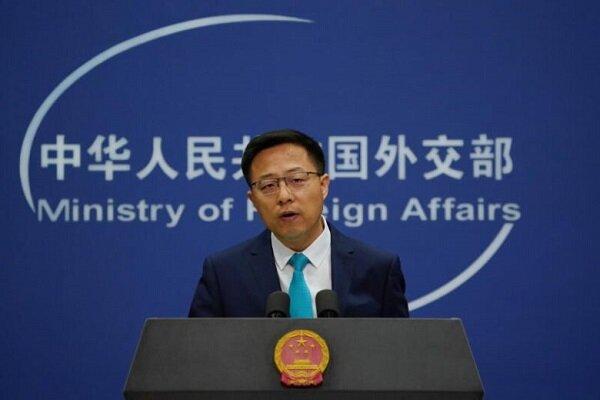 تهدید آمریکا به انزوای چین «اخاذی» است