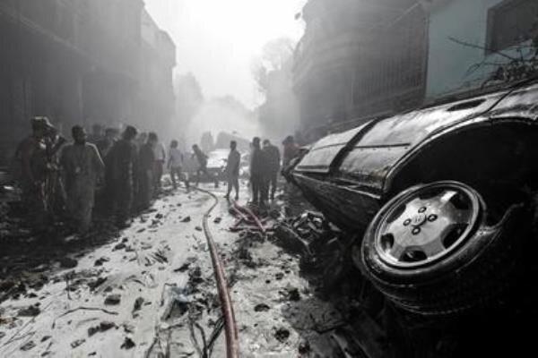 لیبیا میں سکیورٹی چیک پوسٹ پر خود کش حملے میں 2 اہلکار ہلاک