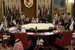 مجلس تعاون دول الخليج الفارسي وأزماته الداخلية