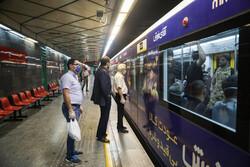 خودکفایی در ساخت قطعات مترو کمبودهای ناوگان ریلی را برطرف میکند