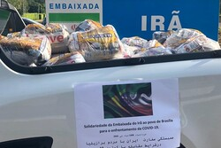 Iranian embassy distributes humanitarian packages in Brasilia amid COVID-19