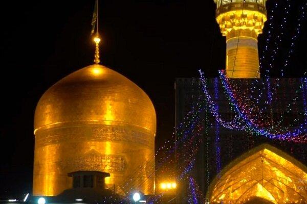 VIDEO: Pilgrims return to Imam Reza holy shrine after 70 days
