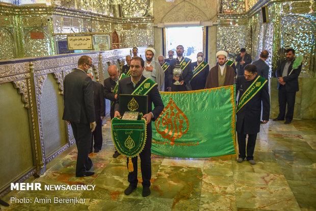 İran'daki kutsal mekanlar tek tek açılıyor