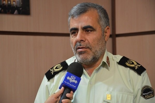 Over one ton of illicit drugs busted in SE Iran