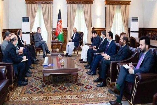 Iran, Afghanistan confer on Harirud incident in Kabul