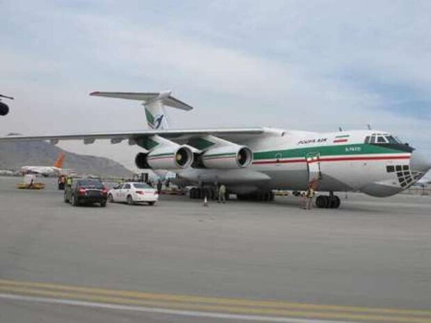 Iran's shipment of healthcare aid arrives in Afghanistan