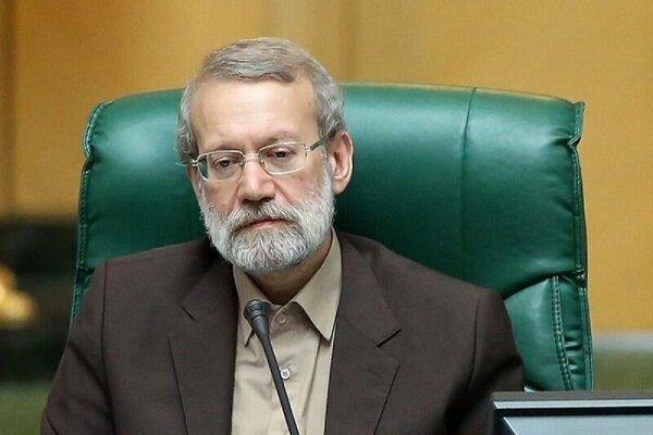 Resolving Iran's problems acts against US oppression: Larijani