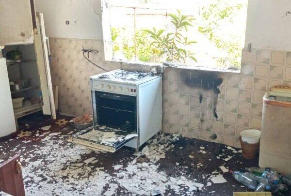 انفجار گاز در کلاچای یک مصدوم بر جای گذاشت