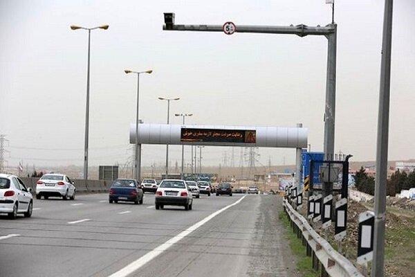 افزایش ترددهای جاده ای/آزادراه کرج-تهران پرترددترین محور است