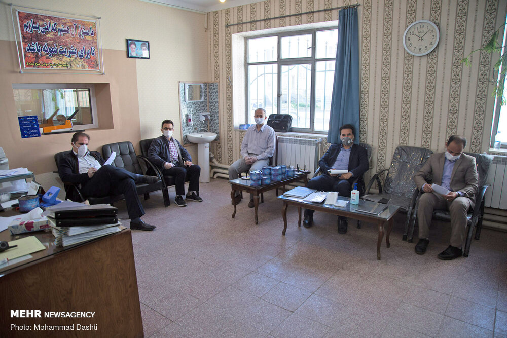 Ardabil's schools open with health guidelines in place