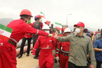 İran'ın petrol tankeri Venezeula'ya ulaştı