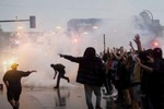 امریکی ریاست مینی سوٹا میں تیسرے روز بھی پر تشدد مظاہرے جاری