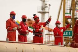 إيران أبرقت برسالة تحدٍ  لواشنطن بإرسالها ناقلات الوقود الى فنزويلا