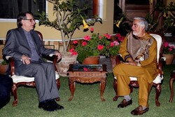 Iran deputy FM meets with Afghanistan's Abdullah on Harirud incident