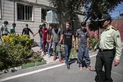 تمامی عوامل تیراندازی در سعادت آباد دستگیر شدند/ متهمان نمایشگاههای میلیاردی در زعفرانیه داشتند