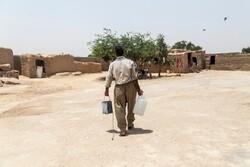 تشنگی در روستاهای شوشتر